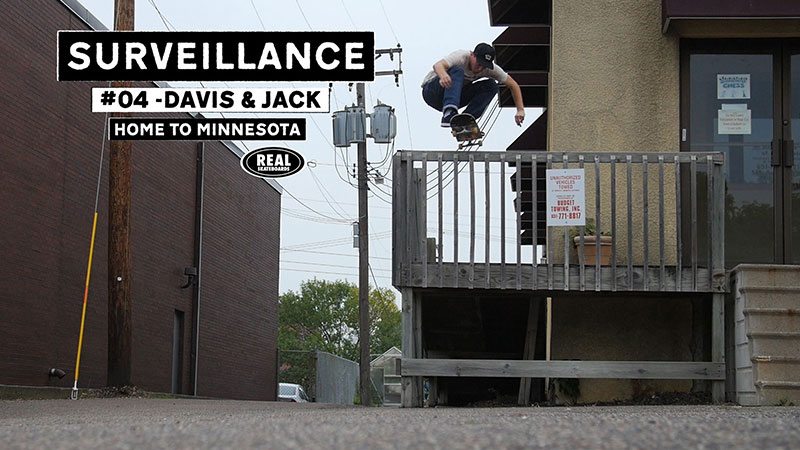 Surveillance #04 - Home to Minnesota