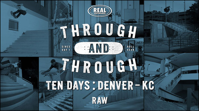 REAL : Ten Days Denver - KC Raw