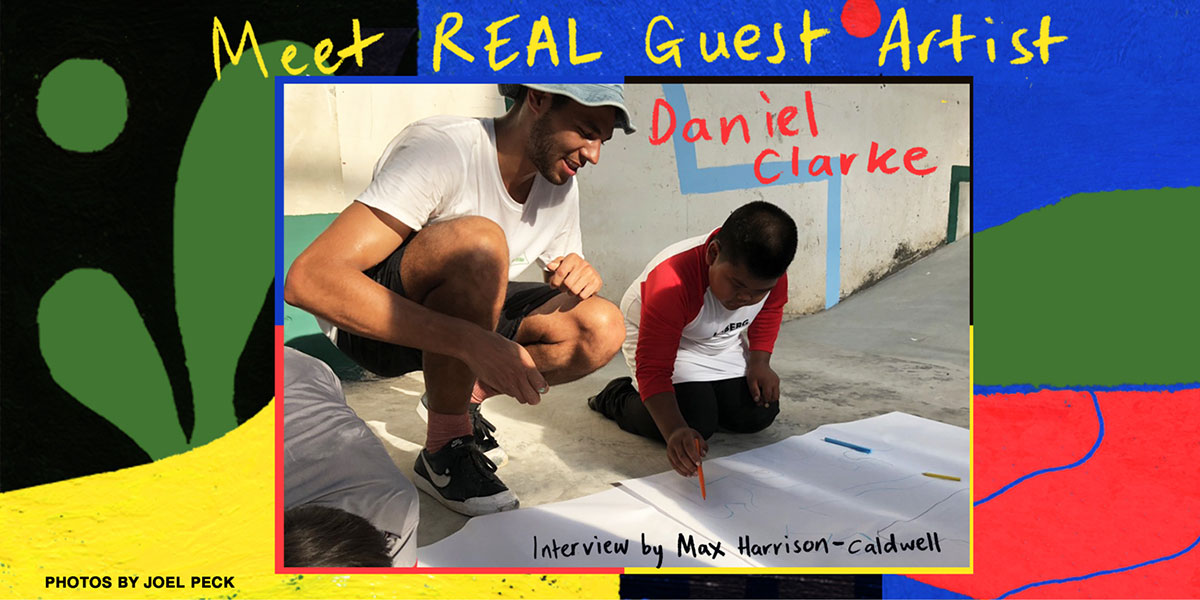 REAL X Daniel Clarke