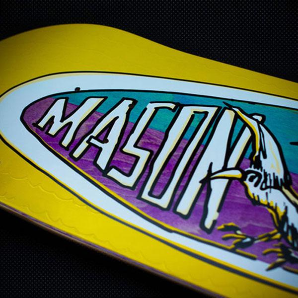 Mason Silva Real Skateboards