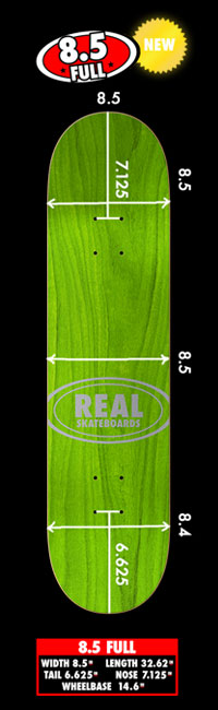 Board Constructions - Real Skateboards