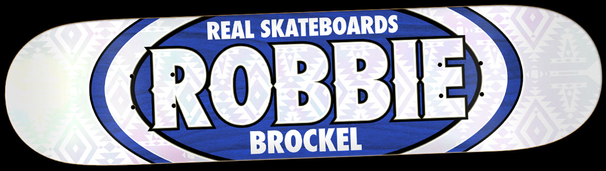 Robbie Brockel Is Pro!