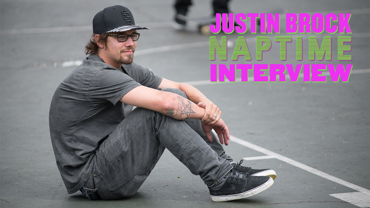 Justin Brock Naptime Interview