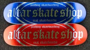 Altar Skate Shop