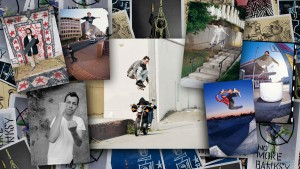 Postcards From Mark Gonzales